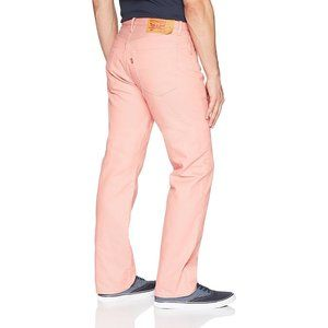 Levis 501 Shrink To Fit Original Button Fly Jeans